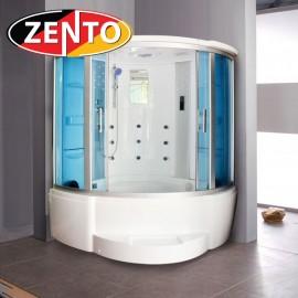 Phòng tắm sục xông hơi massage đôi AD934